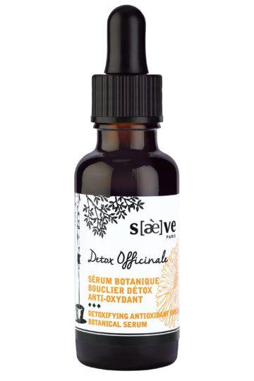 Sérum botanique bouclier detox anti-oxydant Detox Officinale