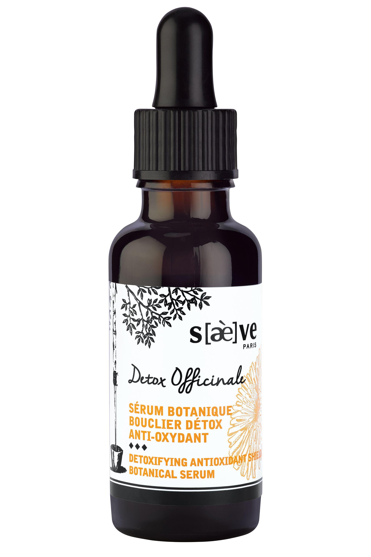 Blissim : Saeve - Sérum botanique bouclier detox anti-oxydant Detox Officinale - Sérum botanique bouclier detox anti-oxydant Detox Officinale
