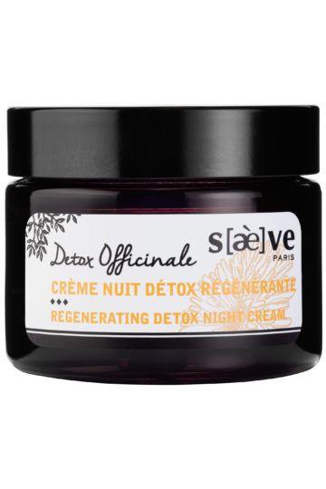 Crème nuit detox régénérante Detox officinale