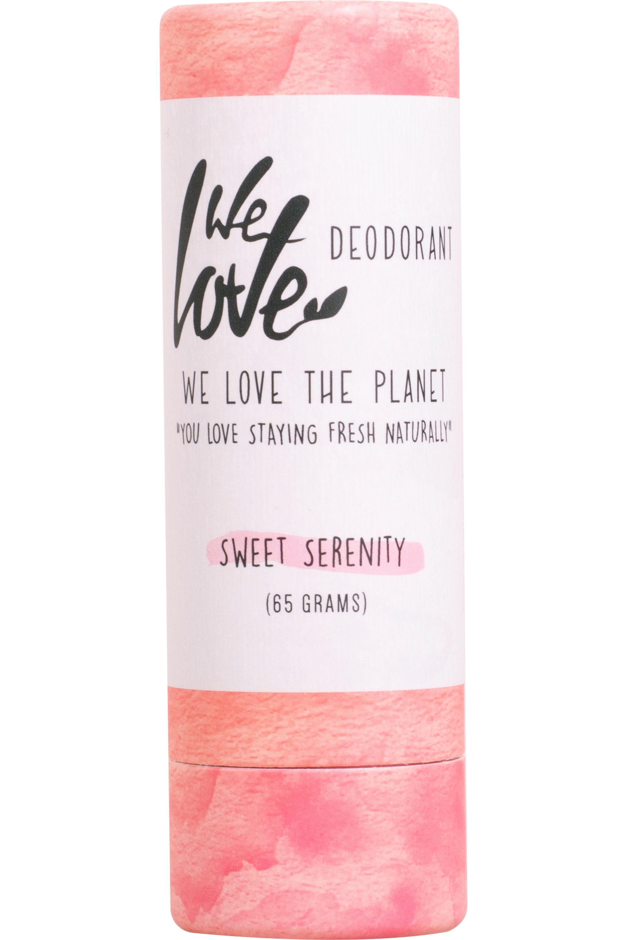 Blissim : WE LOVE THE PLANET - Déodorant stick naturel Sweet Serenity - Déodorant stick naturel Sweet Serenity