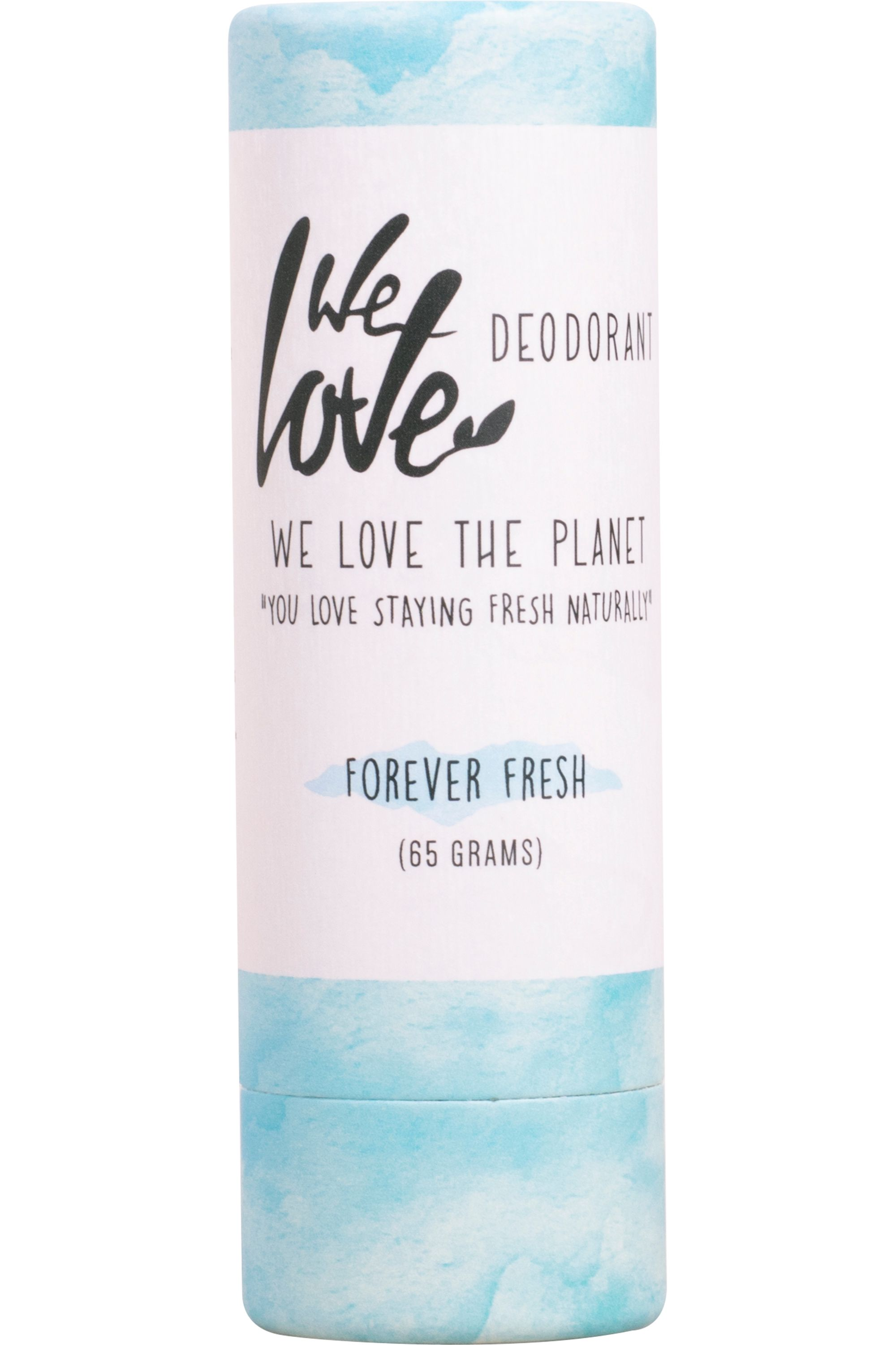 Blissim : WE LOVE THE PLANET - Déodorant stick naturel Forever Fresh - Déodorant stick naturel Forever Fresh
