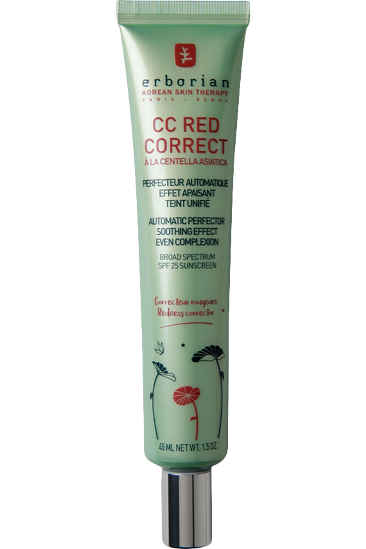 Blissim : Erborian - CC Red Correct SPF25 - 45 ml
