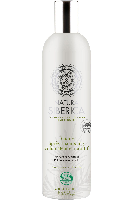 Blissim : Natura Siberica - Après-shampoing volumateur et nutritif - Après-shampoing volumateur et nutritif