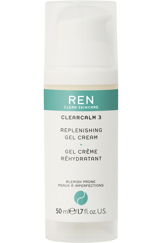Blissim : REN - Gel crème réhydratant ClearCalm - Gel crème réhydratant ClearCalm