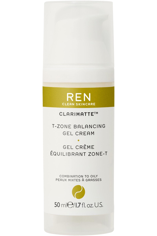 Blissim : REN - Gel crème régulateur Zone-T Clarimatte - Gel crème régulateur Zone-T Clarimatte