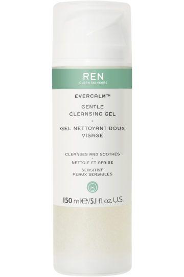 Gel nettoyant doux pour peaux sèches et sensibles Evercalm