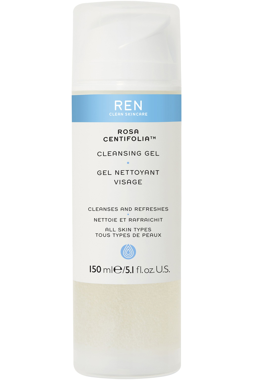Blissim : REN - Gel nettoyant visage Rosa Centifolia - Gel nettoyant visage Rosa Centifolia