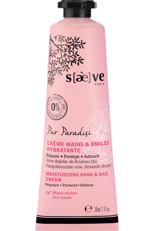 Blissim : Saeve - Crème mains & ongles hydratante Pur Paradisi - Crème mains & ongles hydratante Pur Paradisi