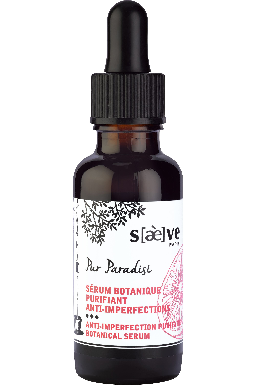 Blissim : Saeve - Sérum botanique purifiant anti-imperfections Pur Paradisi - Sérum botanique purifiant anti-imperfections Pur Paradisi