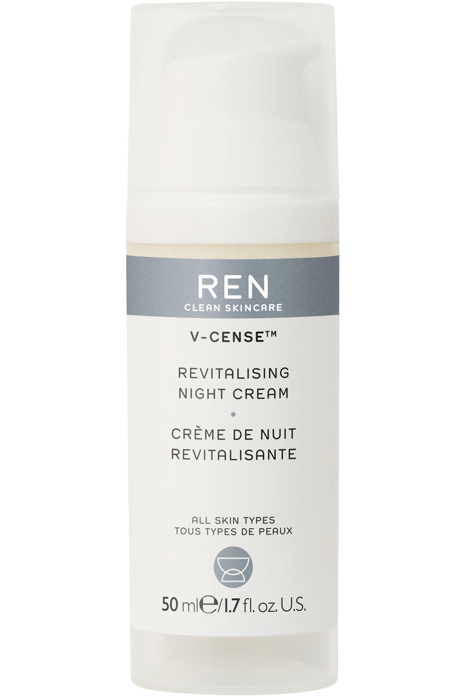 Blissim : REN - Crème nuit anti-âge revitalisante V-Cense - Crème nuit anti-âge revitalisante V-Cense