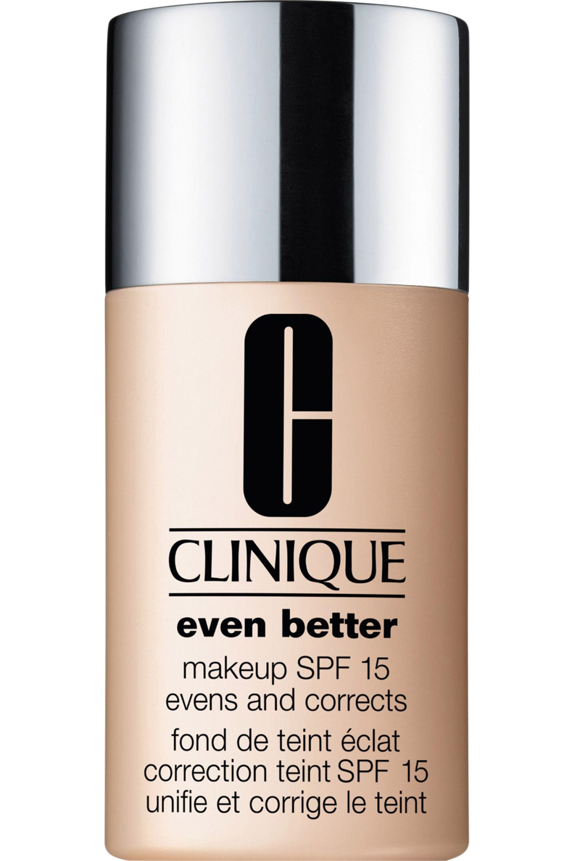 Blissim : Clinique - Fond de teint perfecteur SPF15 Even Better™ - 06 Honey