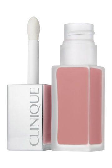 Rouge à lèvres laque fini mat + base lissante Clinique Pop™