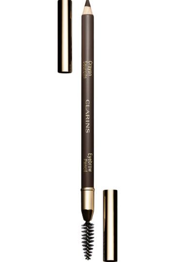Crayon sourcils double embout brosse
