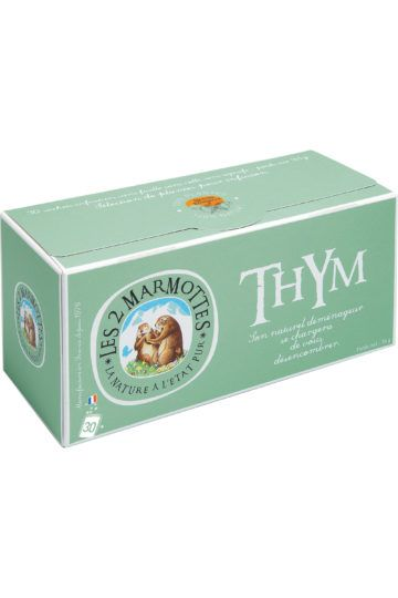 Infusion Thym - 30 sachets
