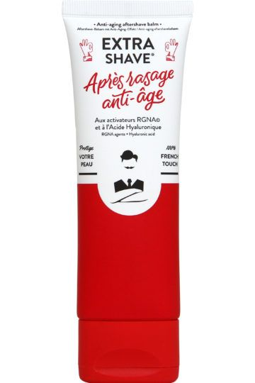 Soin apaisant après-rasage anti-âge Extra-Shave