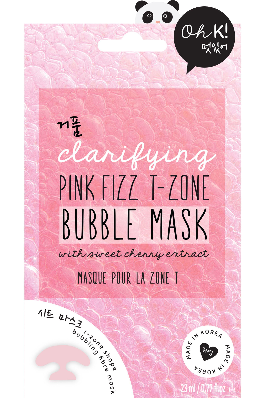 Blissim : Oh K! - Masque visage exfoliant à bulles - Masque visage exfoliant à bulles