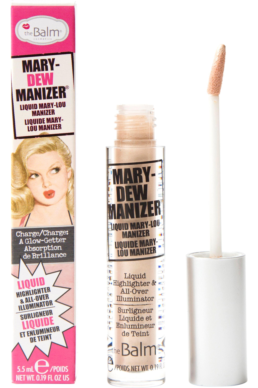 Blissim : theBalm® cosmetics - Enlumineur Liquide Mary-Dew Manizer - Enlumineur Liquide Mary-Dew Manizer