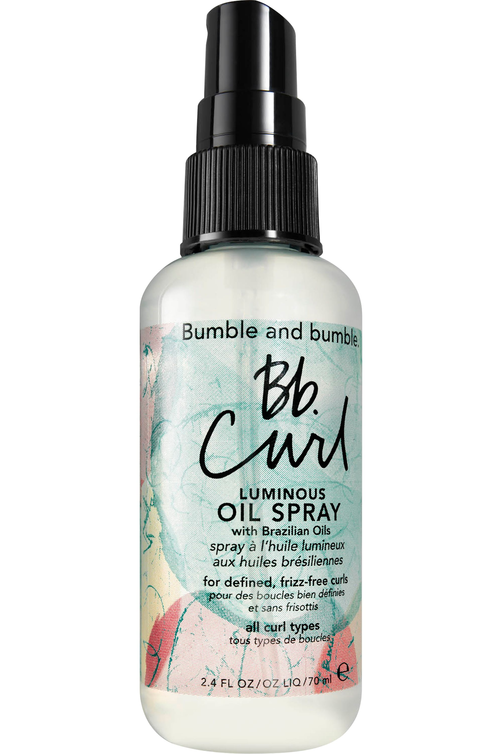 Blissim : Bumble and bumble. - Huile en spray Bb.Curl - Huile en spray Bb.Curl