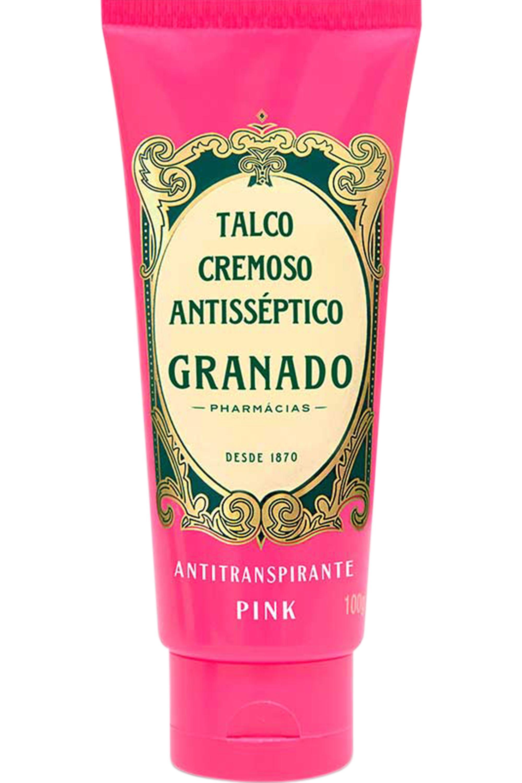 Blissim : Granado - Talc Crémeux Antiseptique Pink - Talc Crémeux Antiseptique Pink