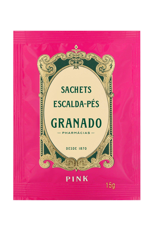 Blissim : Granado - Sachets de sels de bain pour les pieds Pink - Sachets de sels de bain pour les pieds Pink