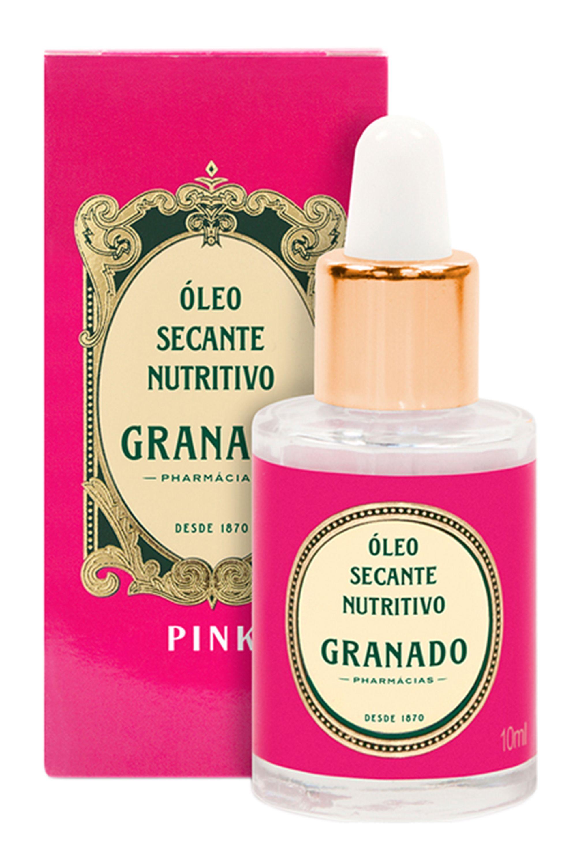 Blissim : Granado - Huile séchante nutritive ongles - Huile séchante nutritive ongles