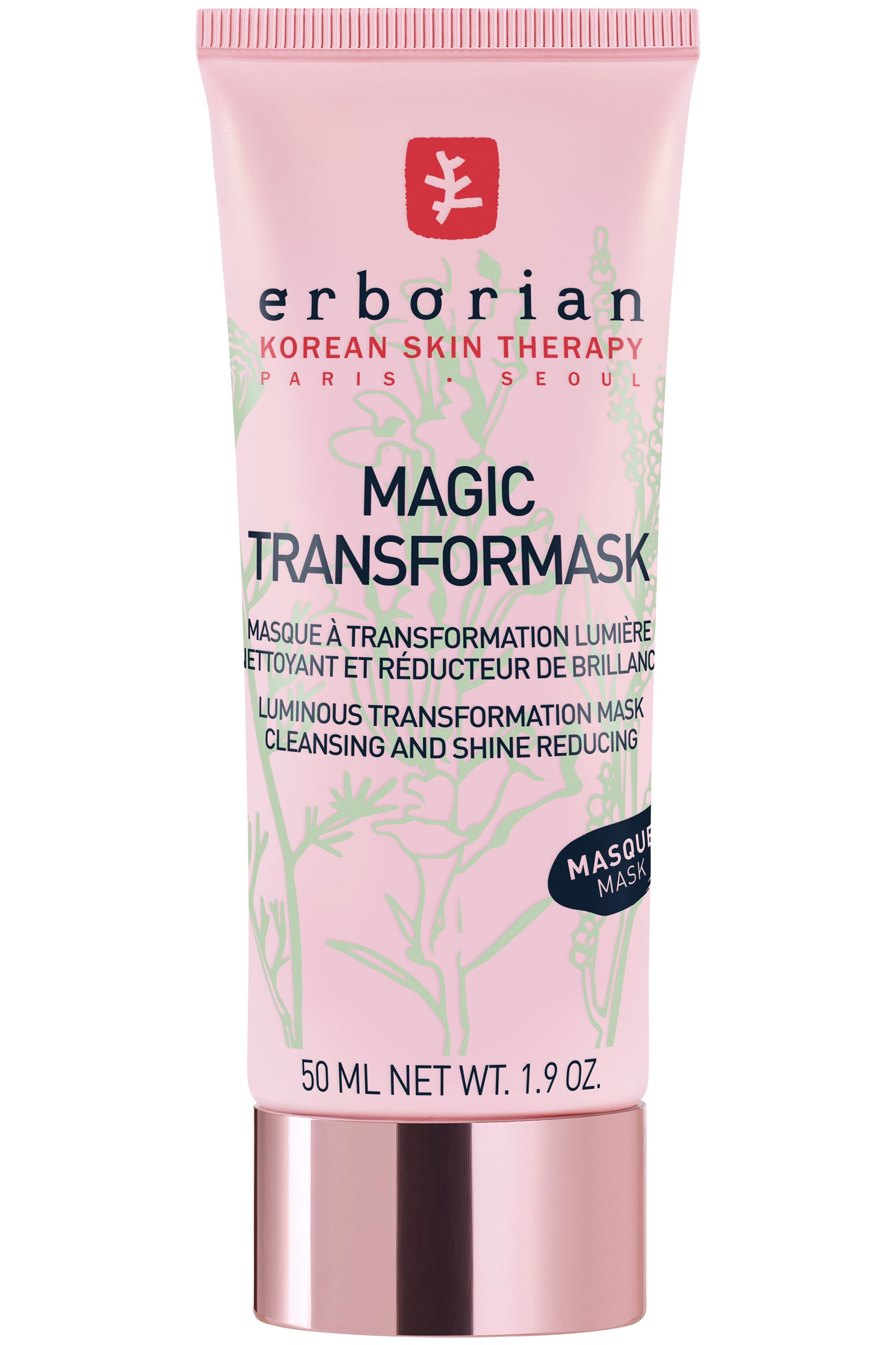 Blissim : Erborian - Masque visage Magic Transformask - Masque visage Magic Transformask