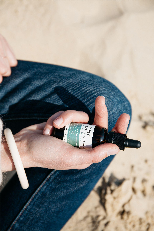 Blissim : Océopin - L'huile de graines de pin maritime - L'huile de graines de pin maritime