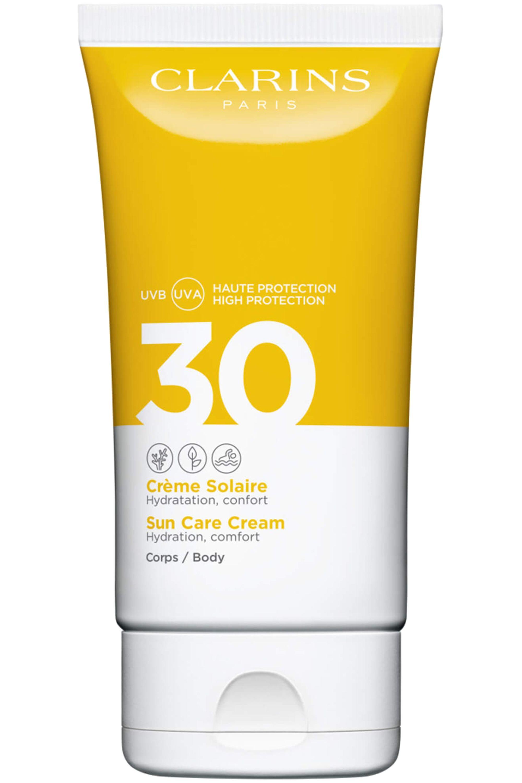 Blissim : Clarins - Crème solaire corps UVA/UVB SPF30 - Crème solaire corps UVA/UVB SPF30