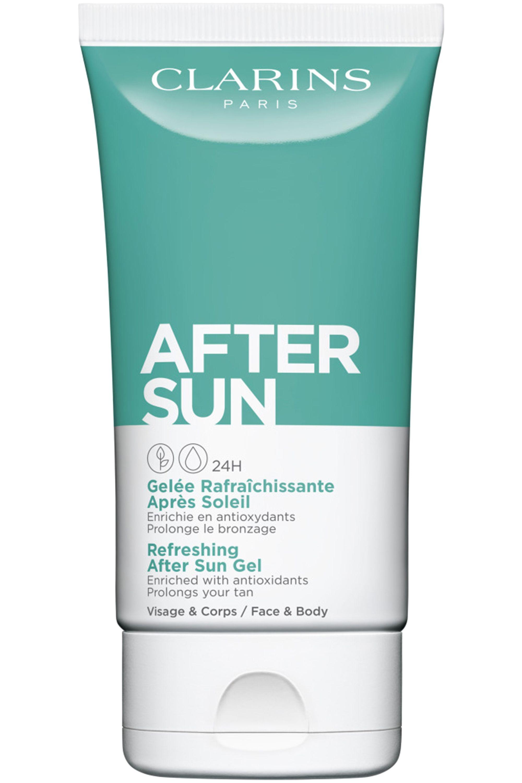 Blissim : Clarins - Gel hydratant rafraîchissant après-soleil - Gel hydratant rafraîchissant après-soleil