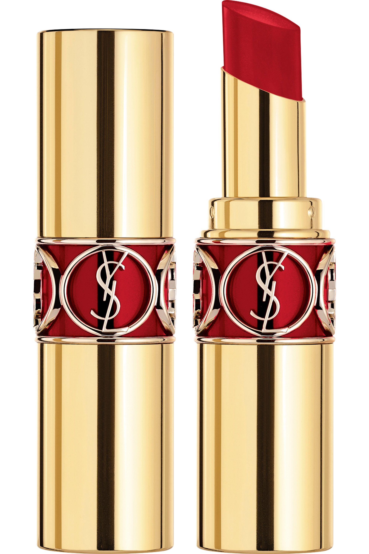 Blissim : Yves Saint Laurent - Rouge Volupté Shine - N°80 Chili Tunique