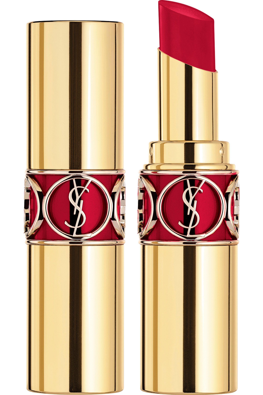 Blissim : Yves Saint Laurent - Rouge Volupté Shine - N°83 Rouge Cape