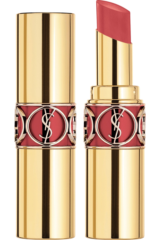 Blissim : Yves Saint Laurent - Rouge Volupté Shine - N°87 Rose Afrique