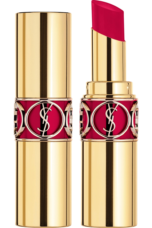 Blissim : Yves Saint Laurent - Rouge Volupté Shine - N°84 Red Cassandre