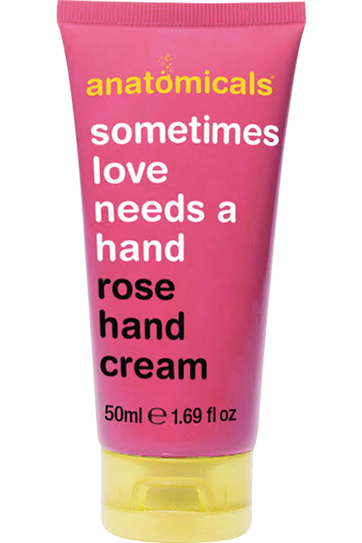 Blissim : Anatomicals - Crème mains à la rose - Crème mains à la rose