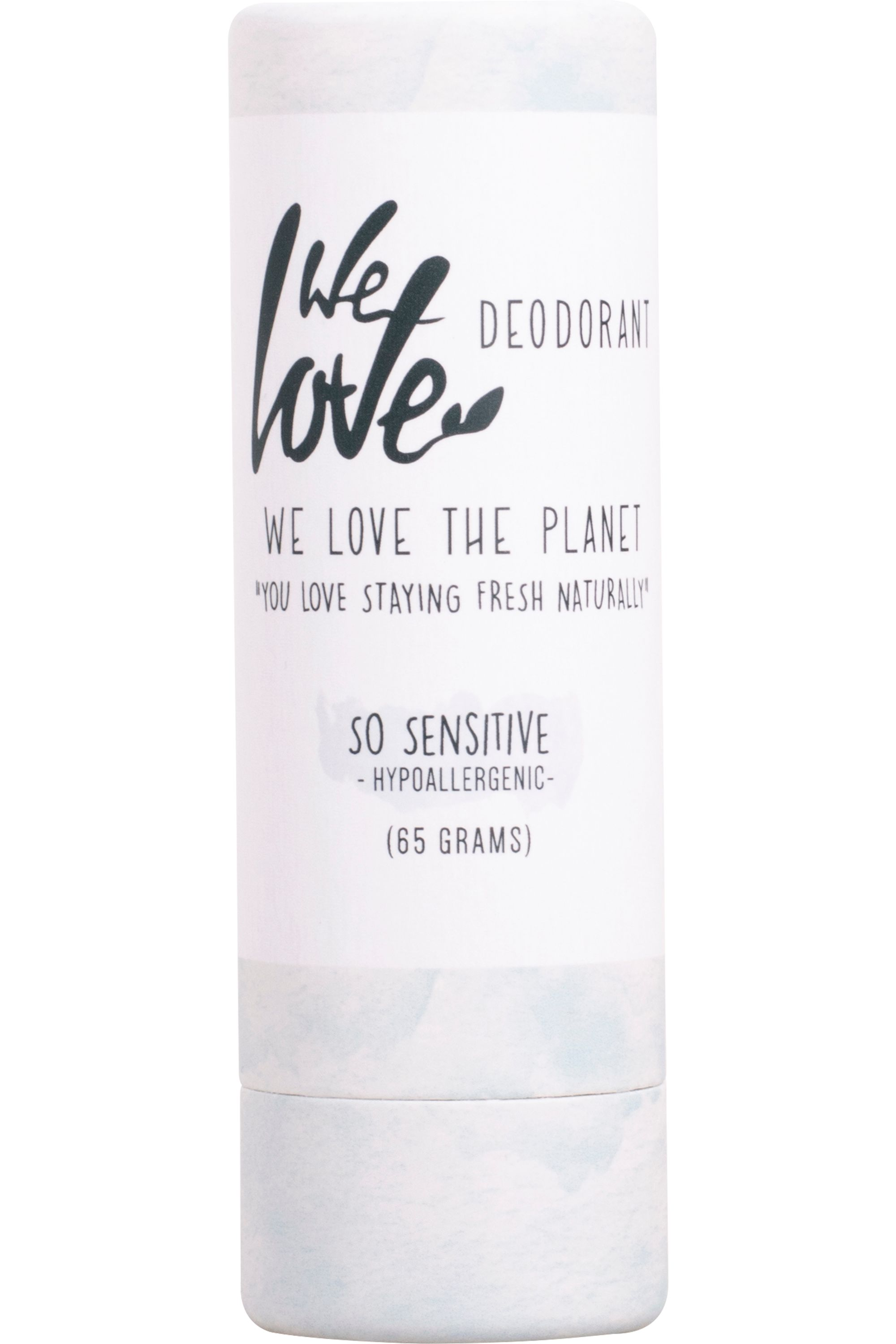 Blissim : WE LOVE THE PLANET - Déodorant stick naturel So Sensitive - Déodorant stick naturel So Sensitive