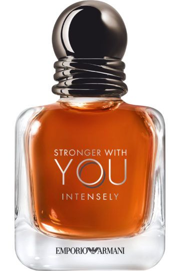 Eau de Parfum Intense Emporio Armani Stronger With You Intensely