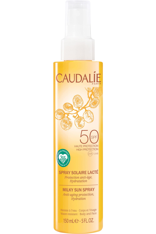 Blissim : Caudalie - Spray solaire lacté SPF50 - Spray solaire lacté SPF50