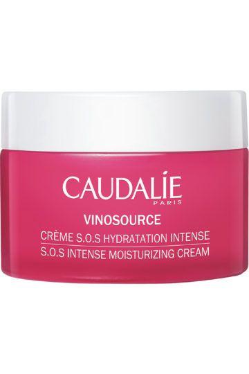 Crème S.O.S Hydratation Intense Vinosource