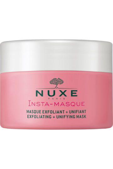 Insta-Masque exfoliant et unifiant Rose et Macadamia