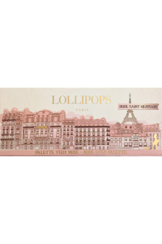 Blissim : Lollipops Make Up - Palette yeux nude Saint-Germain - Palette yeux nude Saint-Germain