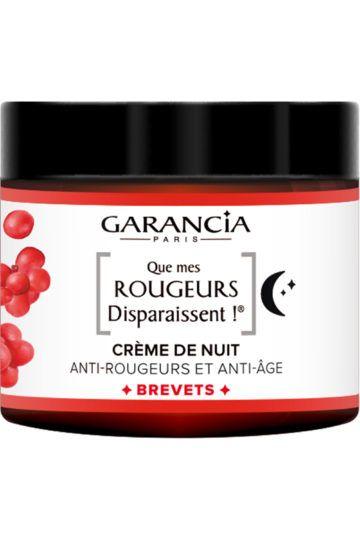 Crème de nuit anti-rougeurs anti-âge Que mes Rougeurs Disparaissent