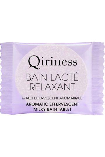 Galets de bain lactés relaxants