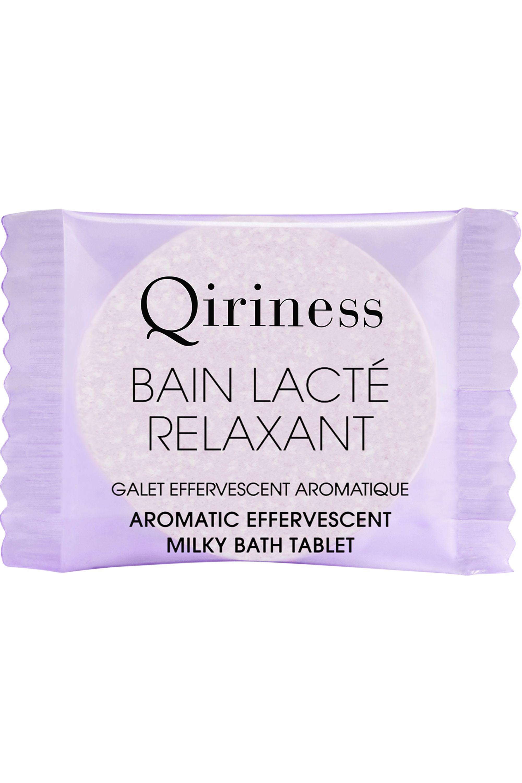 Blissim : Qiriness - Galets de bain lactés relaxants - Galets de bain lactés relaxants
