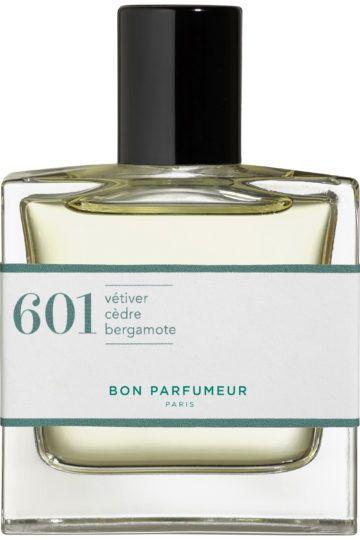 Eau de Parfum 601 Vétiver Cèdre Bergamote