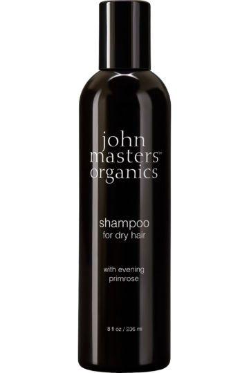Shampoing pour cheveux secs à l'huile d'onagre