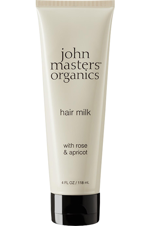 Blissim : John Masters Organics - Lait pour cheveux à la Rose et l'Abricot - Lait pour cheveux à la Rose et l'Abricot
