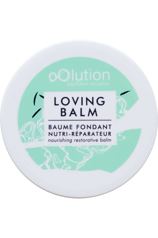 Blissim : Oolution - Baume fondant nutri-réparateur bio Loving Balm - Baume fondant nutri-réparateur bio Loving Balm