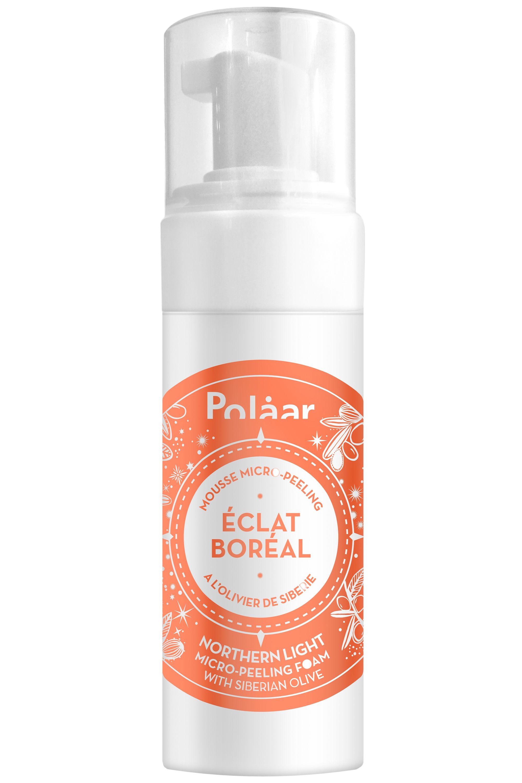 Blissim : Polaar - Mousse micro-peeling Eclat Boréal à l'Olivier de Sibérie - Mousse micro-peeling Eclat Boréal à l'Olivier de Sibérie