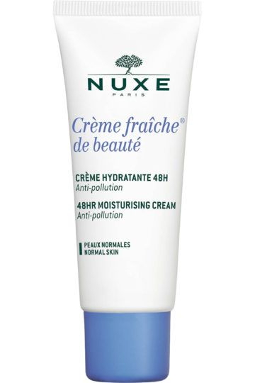 Crème hydratante 48h et anti-pollution Crème fraiche® de beauté