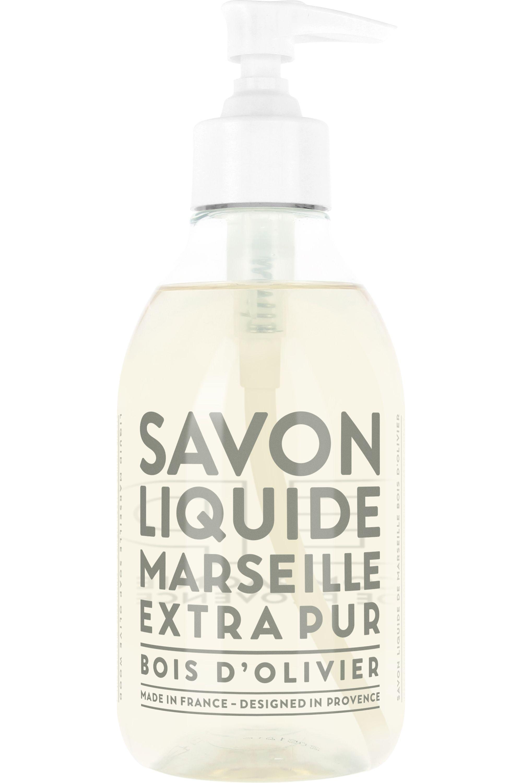 Blissim : Compagnie De Provence - Savon Liquide de Marseille mains et corps 300 ml - Bois d'olivier